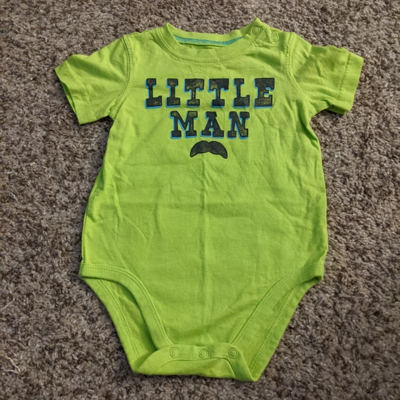 jumping beans Other - 18M, Little Man, Onsie, Bodysuit, Jumping Beans
